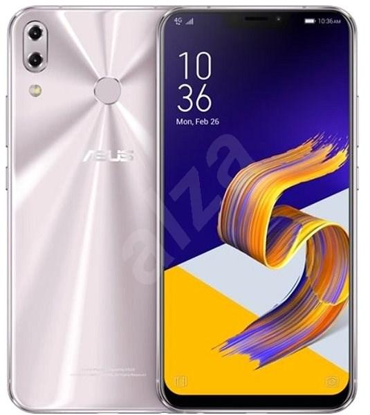 ASUS Zenfone 5 ZE620KL Meteor Silver - Mobilní telefon