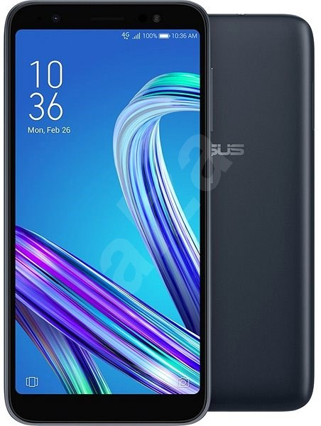 Asus Zenfone Live ZA550KL černá - Mobilní telefon