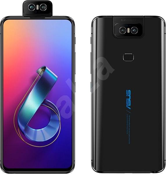 Asus Zenfone 6 ZS630KL 64 GB černá - Mobilní telefon