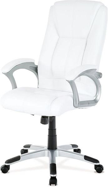 AUTRONIC KA-N637 bílé - Kancelářské křeslo