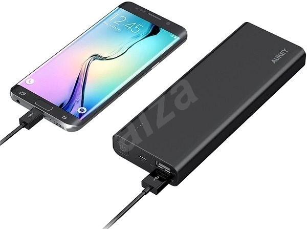 Aukey Quick Charge 3.0 21000mAh - Powerbanka