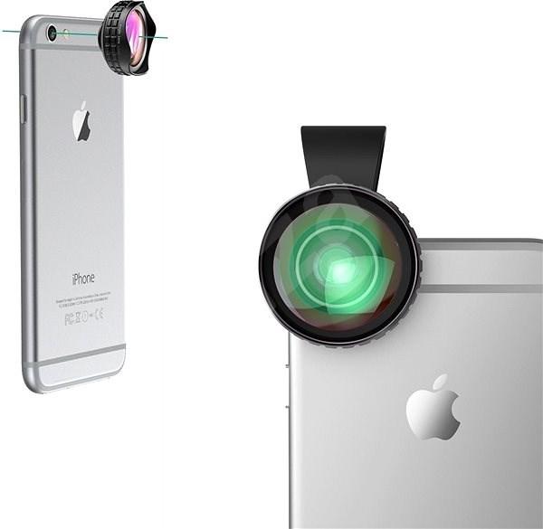 Aukey PL-WD01 Lens - Objektiv pro mobilní telefon