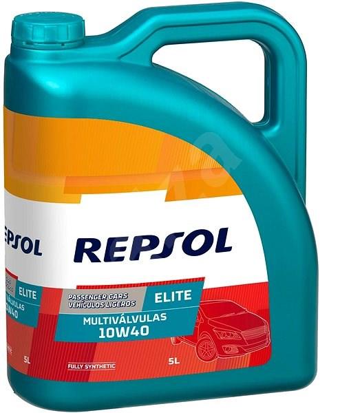 REPSOL ELITE MULTIVALULAS 10W-40 5l - Motor Oil