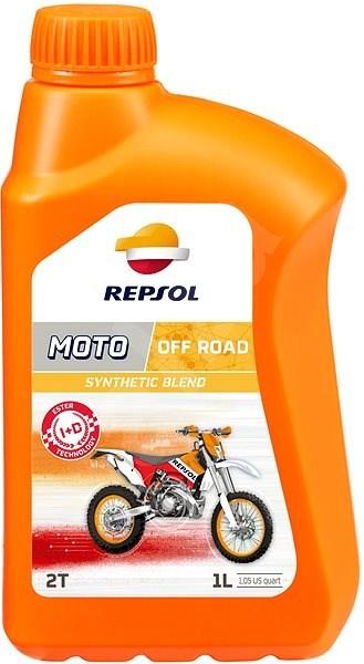 REPSOL MOTO OFF ROAD 2-T 1l - Motorový olej