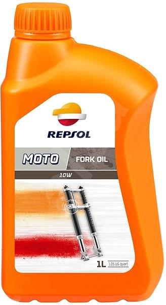 REPSOL MOTO FORKOIL 10W 1l - Fork oil