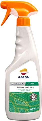 REPSOL ELIMINA INSECTOS -odstraňovač hmyzu - Odstraňovač hmyzu z auta