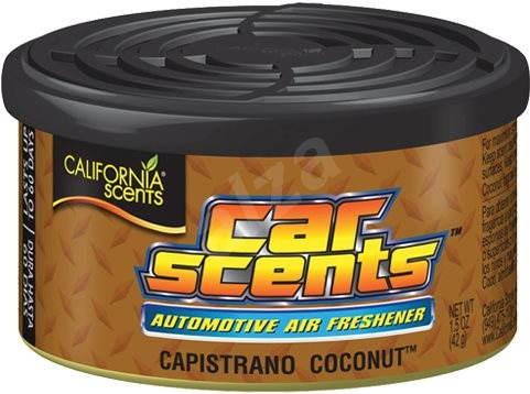 California Scents Capistrano Coconut - Vůně do auta