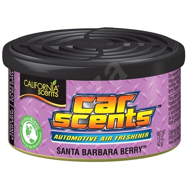 California Scents Santa Barbara Berry - Vůně do auta