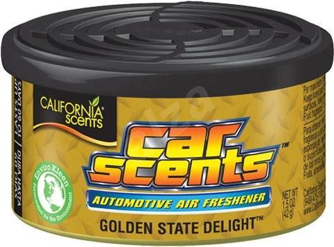California Scents Golden State Delight - Vůně do auta