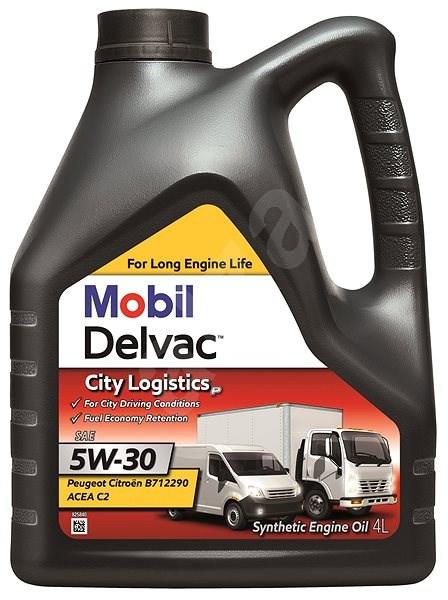 MOBIL DELVAC CITY LOGISTICS P 5W-30 4l - Motorový olej