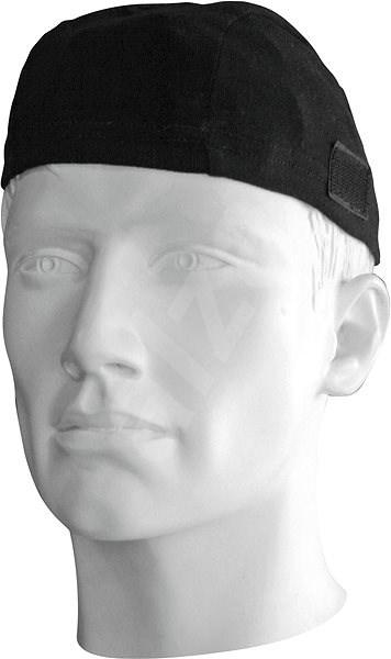 630e7f23205 MyGear Čepice bavlněná pod přilbu - černá - Čepice