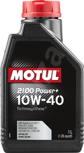 MOTUL 2100 POWER+ 10W40 1L - Motorový olej
