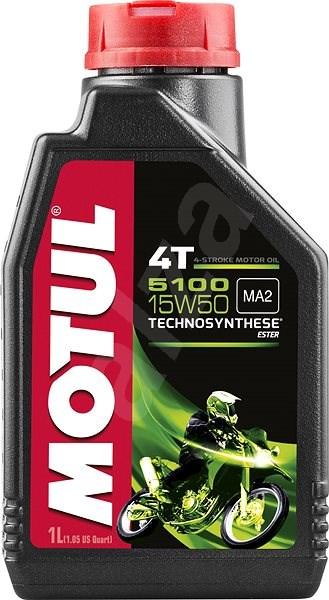 MOTUL 5100 15W50 4T 1L - Motorový olej