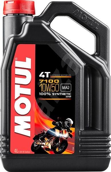 MOTUL 7100 10W50 4T 4L - Motorový olej
