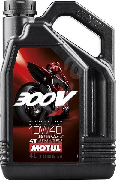 MOTUL 300V 10W40 4T FL 4L - Motorový olej