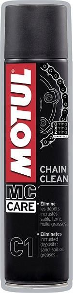 MOTUL C1 CHAIN CLEAN 0.4L - Motorbike Chain Cleaner