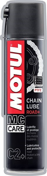 MOTUL C2+ CHAIN LUBE ROAD+ 0.4L - Mazivo