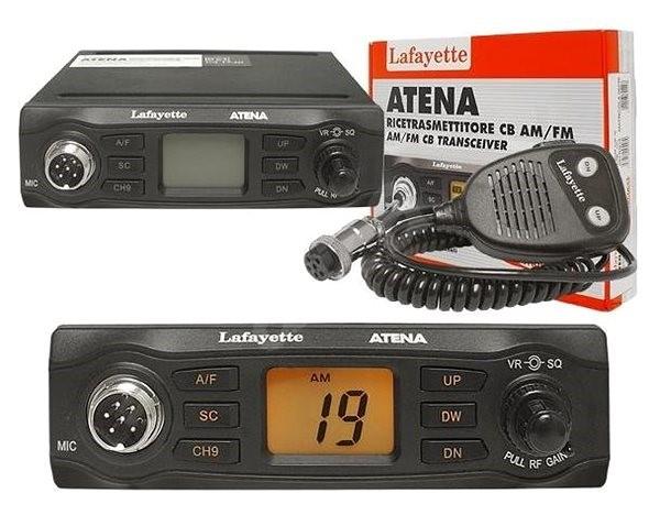 Lafayette ATENA - Vysílačka