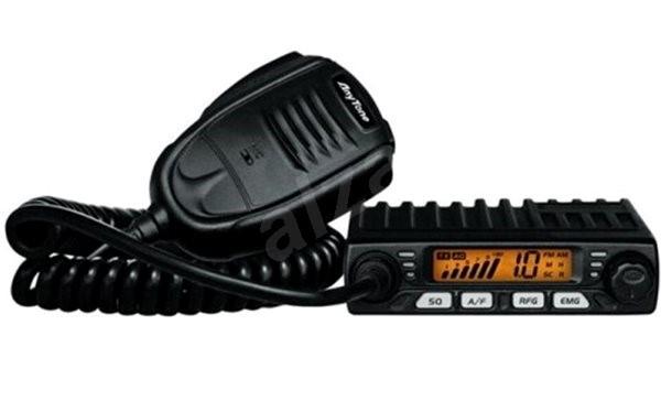 SMART CB  - Vysílačka