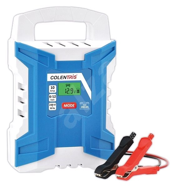 Colentris 10A LCD - Car Battery Charger