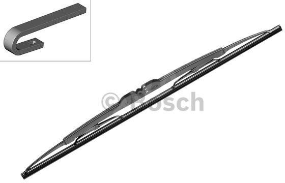 Bosch Rear H500 500mm BO 3397004760 - Stěrače