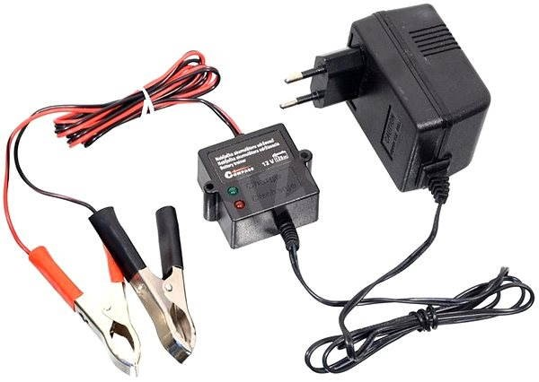 COMPASS Battery charger 5-125Ah - Car Battery Charger