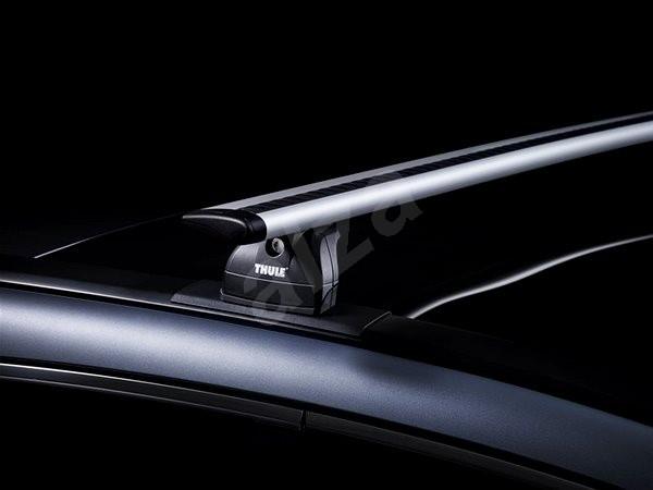 Thule střešní nosič pro FORD, Mondeo II (Mk3), 5-dr Hatchback, r.v. 2001->2007, s fixačním bodem. - Střešní nosiče