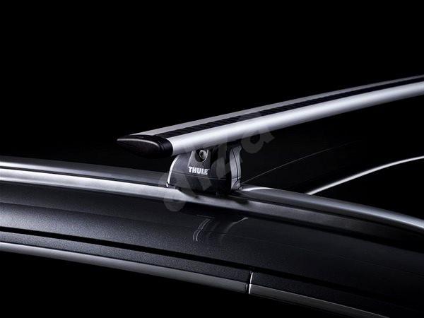 Thule střešní nosič pro SUZUKI, SX4 S-Cross, 5-dr SUV, r.v. 2014->, s integrovanými podélnými nosiči - Střešní nosiče