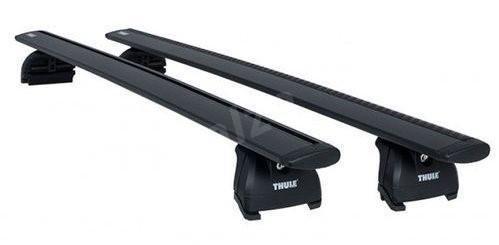 Thule střešní nosič pro BMW, 3-serie, 5-dr Touring, r.v. 2012->, s integrovanými podélnými nosiči. - Střešní nosiče