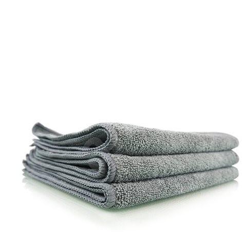 Chemical Guys Workhorse Gray Professional Grade Microfiber Towel - Utěrka