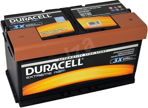 Duracell Extreme AGM DE 92 AGM, 92Ah, 12V ( DE92AGM ) - Autobaterie