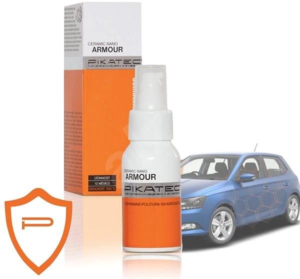 Pikatec Ochrana na karoserii Ceramic - Ochrana laku auta