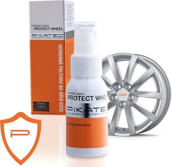 Pikatec Ochrana na kola Ceramic - Autokosmetika