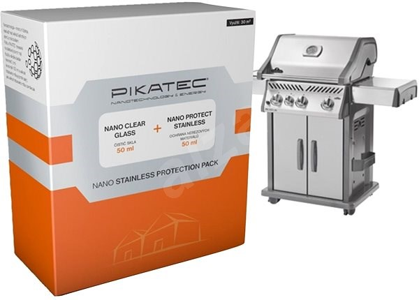 Picant Set for stainless materials - Cleaning Kit