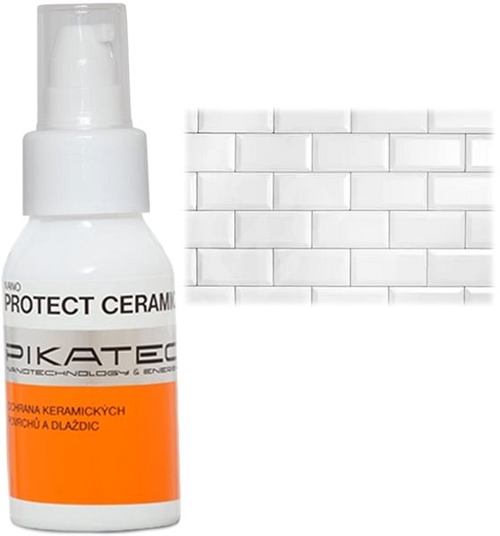 Pikatec Protection of ceramic surfaces and tiles - Cleaner