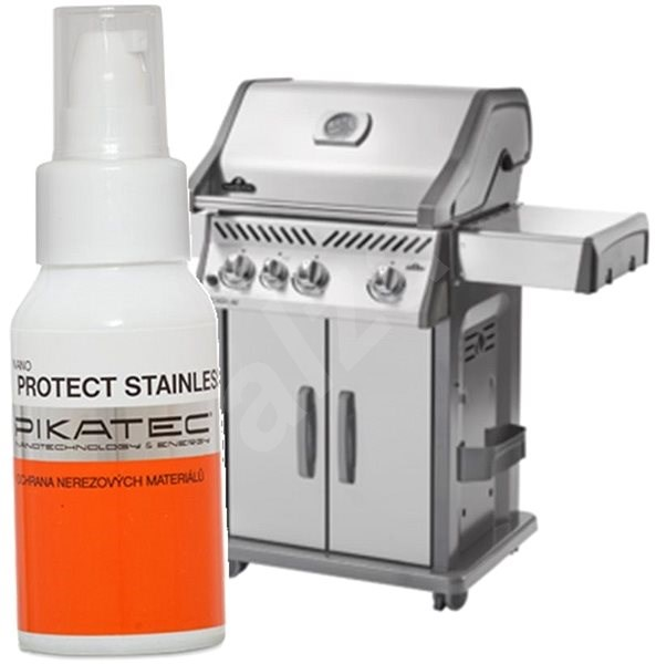 Pikatec Protection of stainless materials - Cleaner