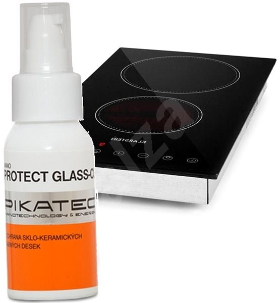 Pikatec Protection of glass-ceramic surfaces - Cleaner