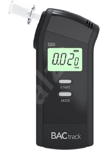 BACtrack S80 Pro - Alkohol tester