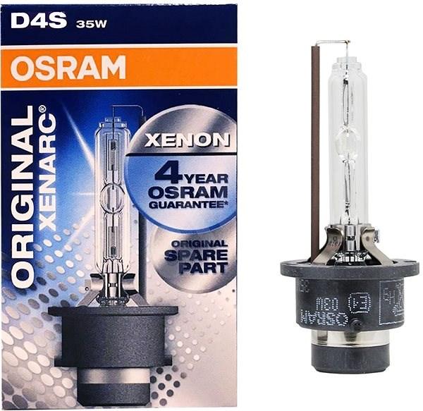 OSRAM Xenarc Original D4S - Xenonová výbojka