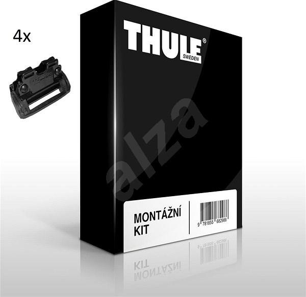 THULE Montážní kit TH4092 pro patky Flushtrail 753 - Nosné patky