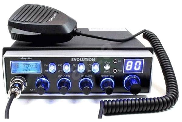 Lafayette EVOLUTION - radiostanice
