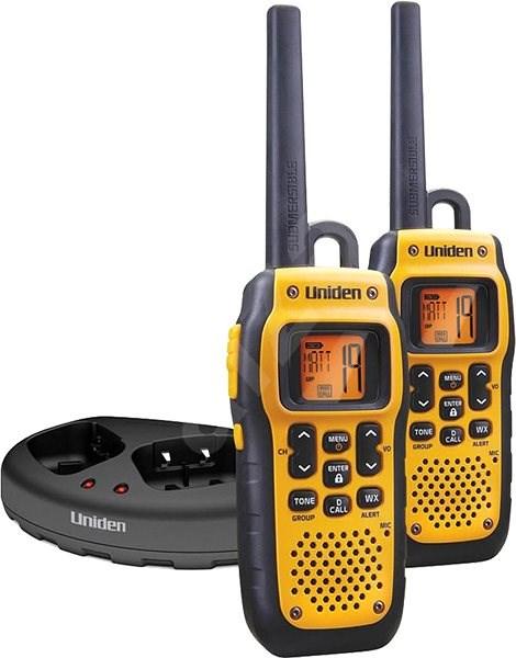 UNIDEN PMR446SWPF2CK, sada 2ks - Vysílačka