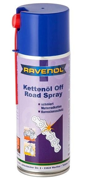 RAVENOL Off-Road mazivo na řetěz, 400 ml - Mazivo