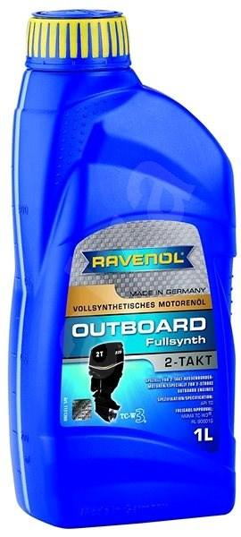 RAVENOL Outboardoel 2T Fullsynth.; 1 L  - Motorový olej