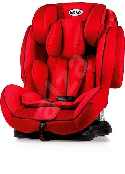 Autosedačka HEYNER CAPSULA Protect 3D červená - Autosedačka