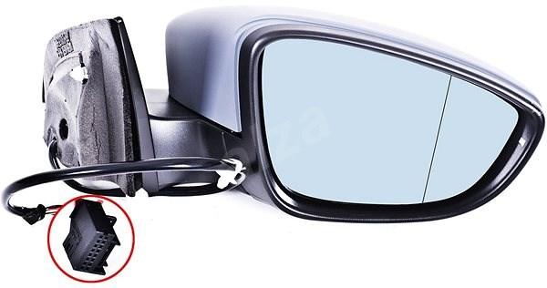 ACI 5841808 zpětné zrcátko pro VW PASSAT CC - Zpětné zrcátko