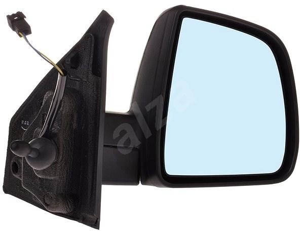 ACI 1638804NEW zpětné zrcátko pro Fiat DOBLO, Opel COMBO - Zpětné zrcátko