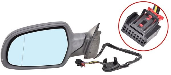 ACI 0338805 zpětné zrcátko pro Audi A3 - Zpětné zrcátko