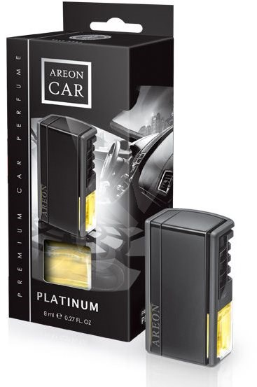 AREON CAR BE - PLATINUM   - Vůně do auta