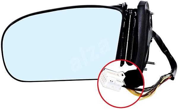 """ACI 3032855 zpětné zrcátko pro Mercedes-Benz """"C"""" (W203) - Zpětné zrcátko"""